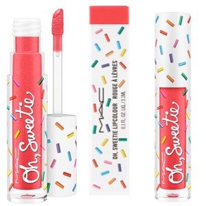 M.A.C Oh, Sweetie Scented Lipcolour Gumdrop Full